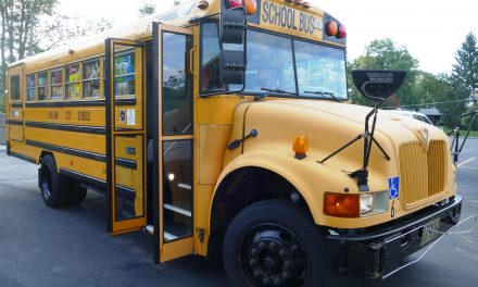Loveland Schools Bus Driver Len Whitling Places First in Regional Road-E-O Competition