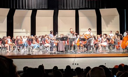 Concert with Kittel & Co capped a magical music day for Loveland Orchestra students