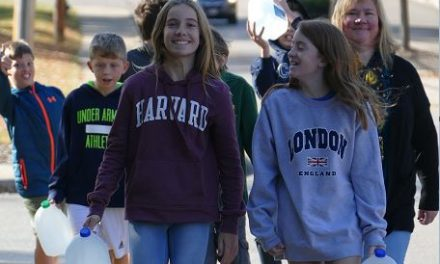 Loveland Intermediate Students Raise Funds for Water Well in Africa