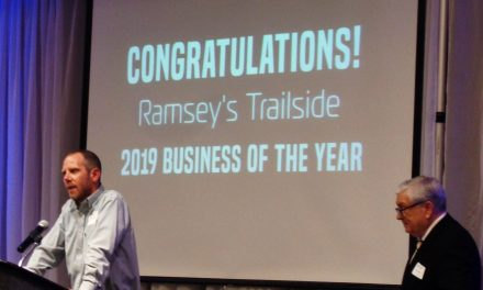Ramsey's Trailside is Loveland Business of the Year
