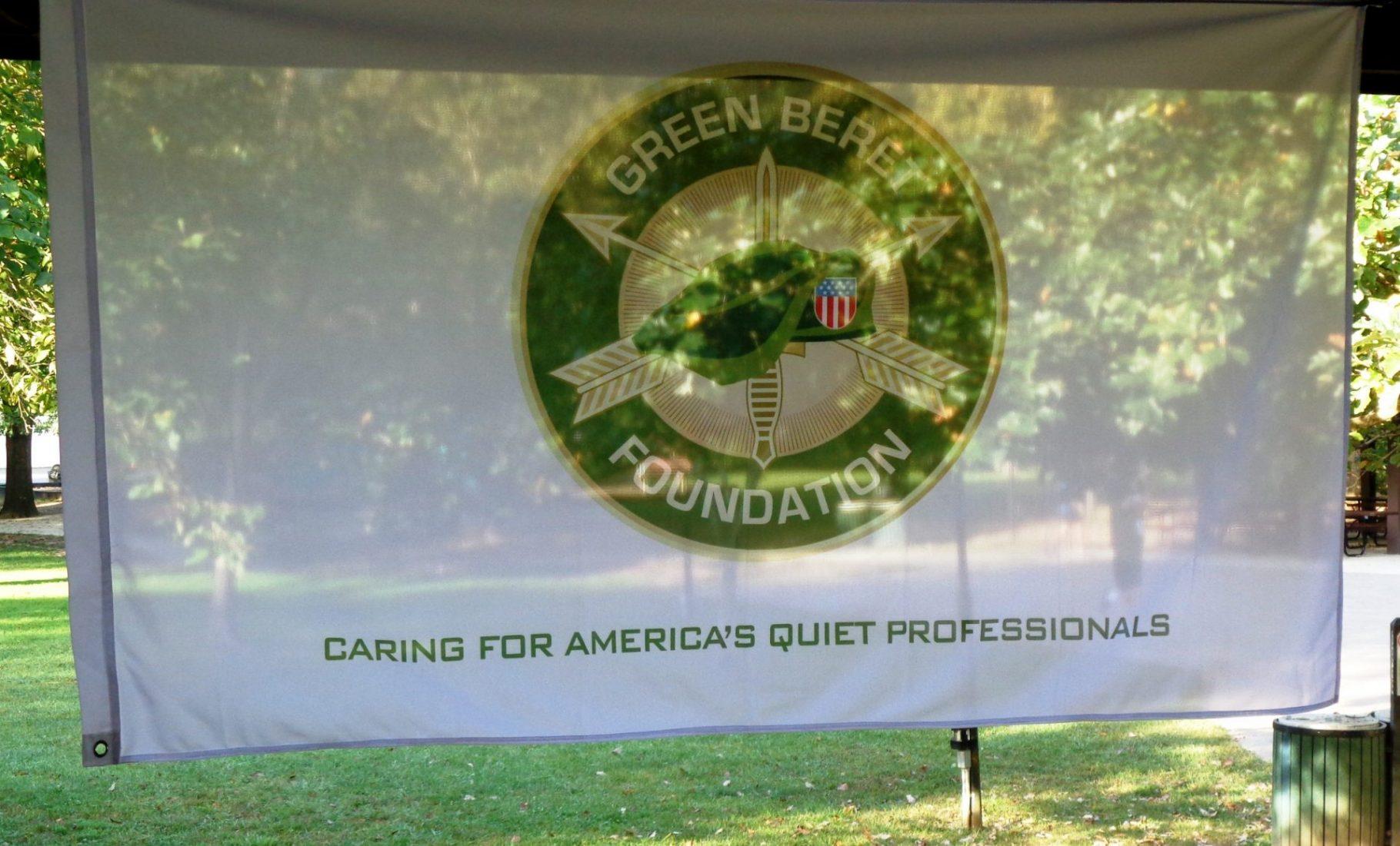 Green Beret Foundatin event