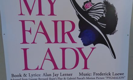 """My Fair Lady"" opens on stage at LHS Wednesday"