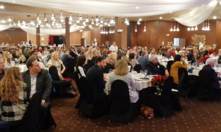 Biggest turnout ever for Chamber Awards Banquet