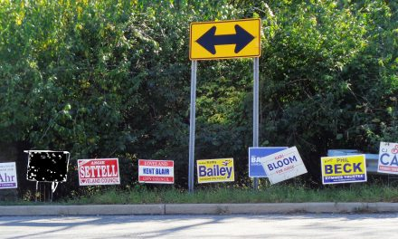 It is Election Eve in Loveland and surrounding communities