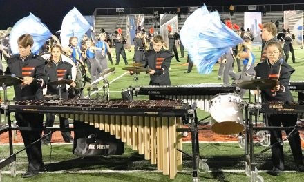 """The Loveland High School Marching Band Takes """"Rhapsody in New York"""" to Columbus and Indianapolis"""