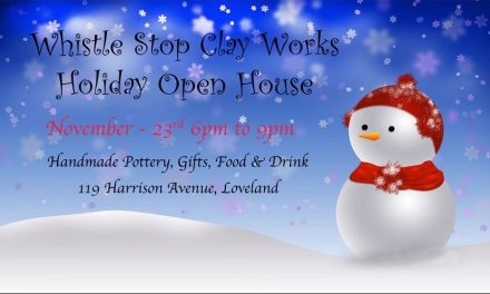 Whistle Stop Clay Works Hosts Holiday Open House