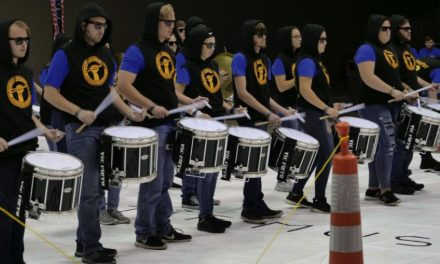 CNE percussionists feel the beat at international convention