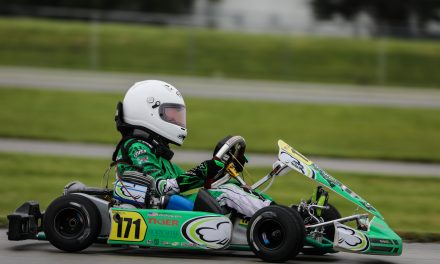 Loveland 11 year old race kart driver is a champion