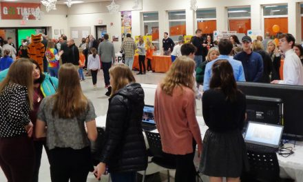 Student Led 'State of the Schools' open house drew a big crowd