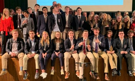 Indian Hill High School students advance to State DECA Competition