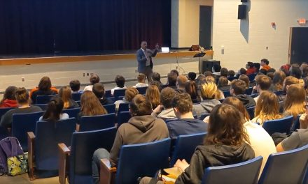Partnership with Junior Achievement Brings Career Pathway Presentations to Students at Loveland High School