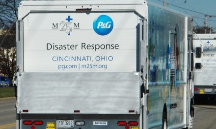 Matthew 25: Ministries and Procter & Gamble Deploy Mobile Disaster Response Team to Nashville Area in Response to Tornadoes