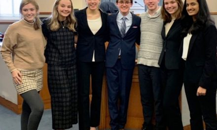 Indian Hill Mock Trial Team advances to state!