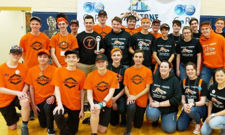 Two FIRST Tech Challenge Teams from Loveland High School Will Compete at the State Championship in March
