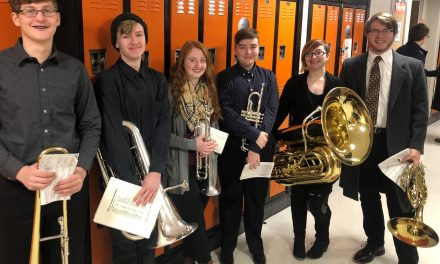 CNE musicians make themselves heard at OMEA event