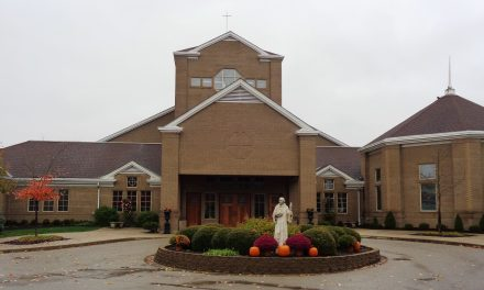 "Ohio catholic bishops suspend all public masses until ""at least"" easter"