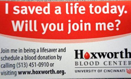 Hoxworth urging blood donations amid coronavirus (COVID-19)  concerns
