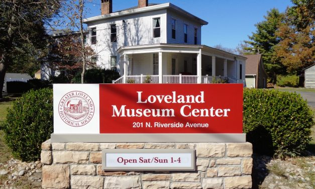 WEDENSDAY, MARCH 18, 2020 Lunch & Learn at Loveland Museum Center is CANCELED