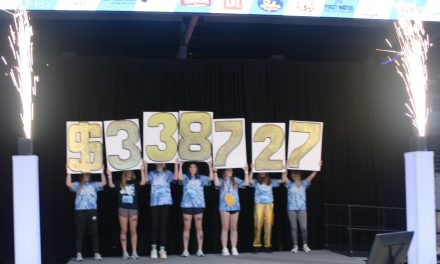 $338,000 raised for peDIatric cancer research