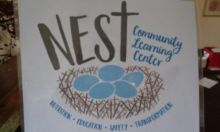NEST COMMUNITY LEARNING CENTER & L.I.F.E. FOOD PANTRY STEP UP WHILE SCHOOLS & RESTAURANTS ARE SHUT DOWN