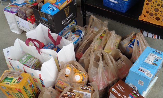LIFE Food Pantry and NEST continue feeding efforts