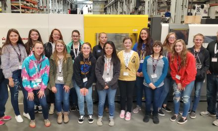 Clermont Northeastern girls cross bridge into engineering at Milacron
