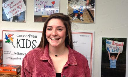 Loveland student raised nearly $34K for CancerFree Kids