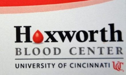 Hoxworth blood drives at crossroads drawing good response