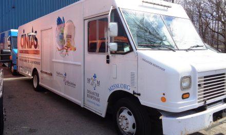Matthew 25: Ministries Mobile Feeding Program is feeding the front lines