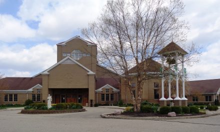 CHURCHES RETURNING TO FULL CAPACITY IN PERSON MASSES