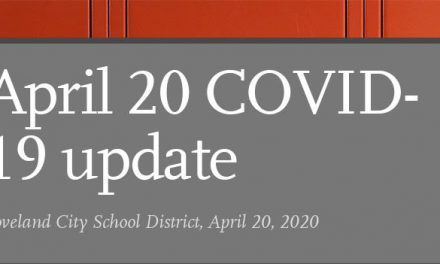 Keeping loveland schools staff & families updated