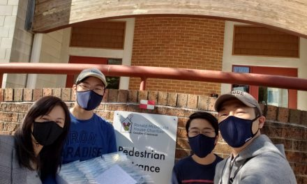 Indian Hill family makes and donates protective masks to Ronald McDonald House and other organizations during COVID-19