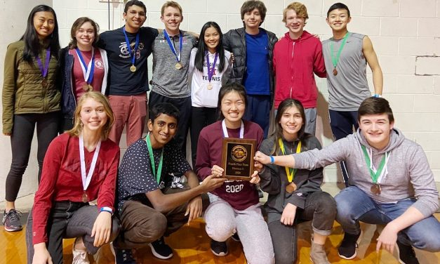 History making victory for Indian Hill High School Science Olympiad Team!