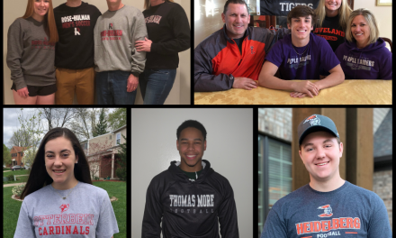 Beyond covid-19: Loveland Student-Athletes commit to their future