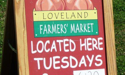 LOVELAND FARMER'S MARKET – IT'S OPENING DAY