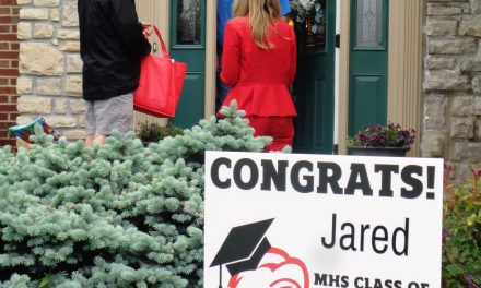 Milford High School adds personal touch with Senior 'Grad Bags' deliveries