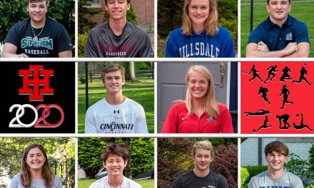 High School Sports: Indian Hill High School celebrates student-athletes with at-home signings