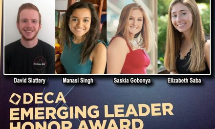 Indian Hill High School salutes SEVEN State DECA Champions