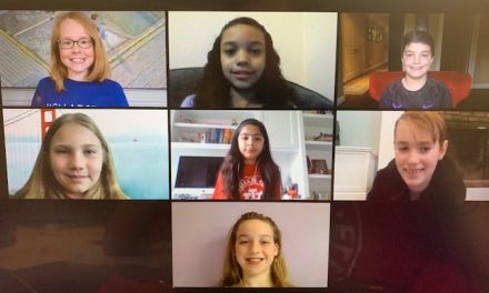 Indian Hill Elementary School student-poets to be published in national publication!