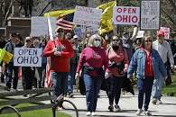 Warren County 'Free ohio now' protest rally moved to lebanon