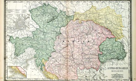 The Austro-Hungarian Empire was established today. . . in 1867