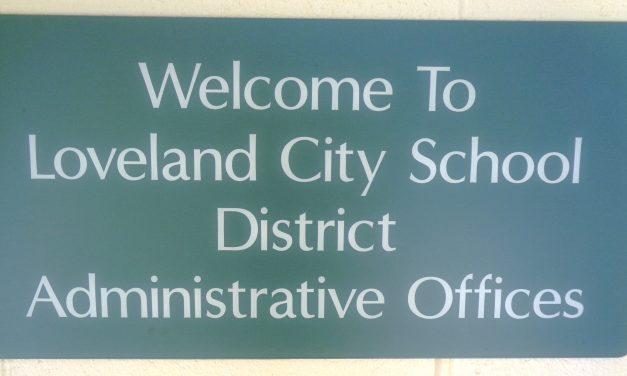 Loveland Schools Board Meeting Reminder