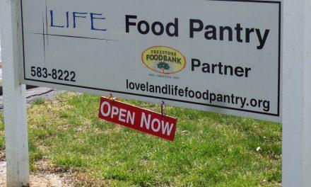 LOVELAND LIFE FOOD PANTRY PREPARING FOR NEXT SCHOOL YEAR