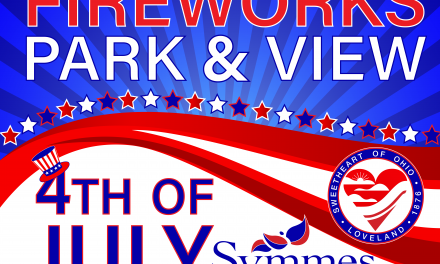 Loveland-Symmes 4th of July fireworks Locations set