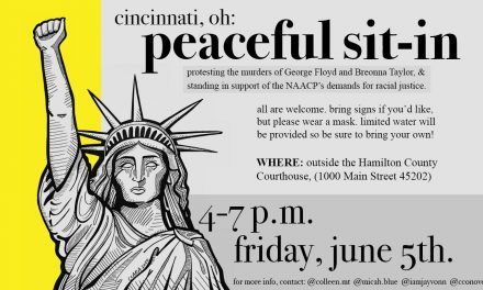 Peaceful 'Sit In' planned at Hamilton County Courthouse today