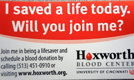 Hoxworth Offering Special Incentive for New Blood Donors