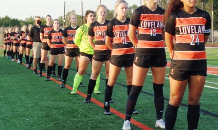 Loveland Girls Soccer dominates to stay undefeated