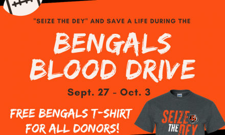 SEIZE THE DEY and Save a Life: