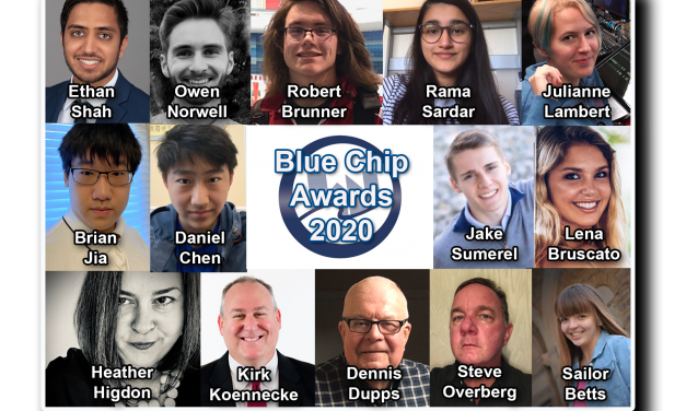 Indian Hill School District earns history-making 24 awards during Blue Chip celebration