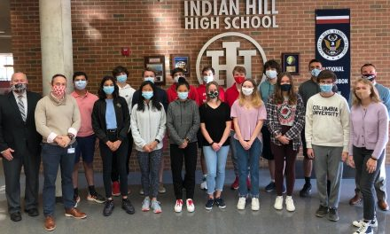 National Merit recognizes 18 Indian Hill High School students